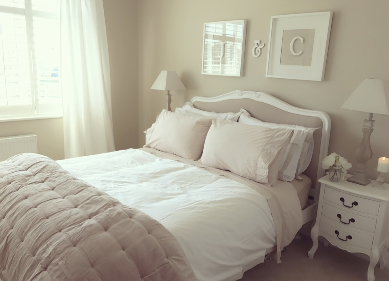 Welcome To Our Home! 5 Tips For A Top Guest Room*