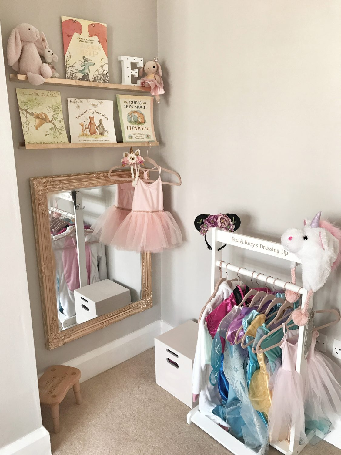 Elsa S Bedroom Makeover Reveal The Home That Made Me