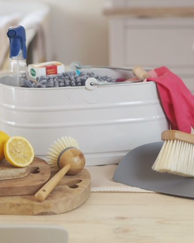 8 Tips To Perfect Your Spring Clean*