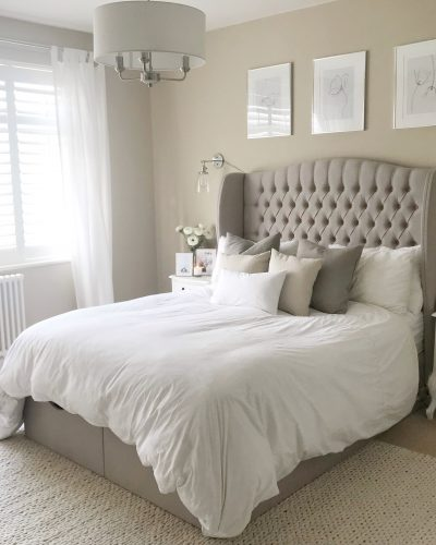 Home Tour Friday – Master Bedroom